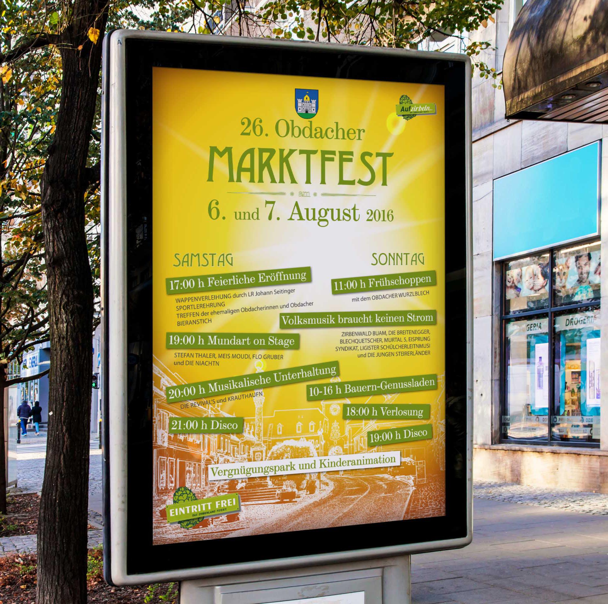 MU_Marktfest Plakat1